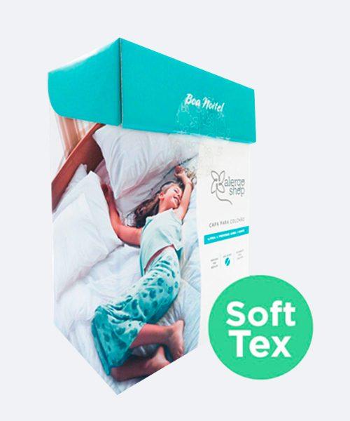 Capa Colchão Soft Tex