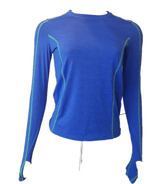 Camiseta Flex Azul Bic Feminina