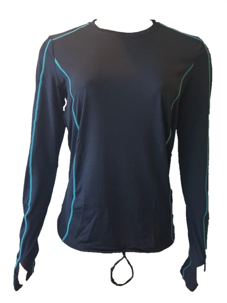 Camiseta UV Preta